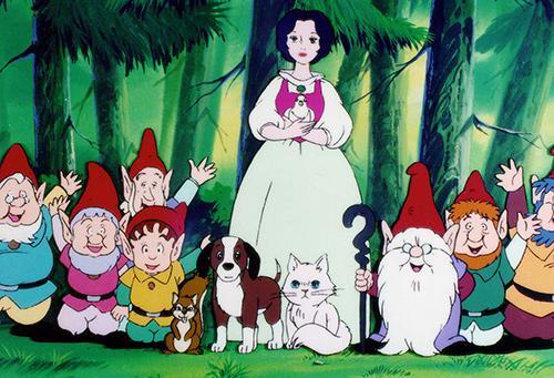 タツノコプロ 白雪姫の伝説